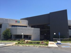 Oficina Corporativa de Zoho en Pleasanton, California